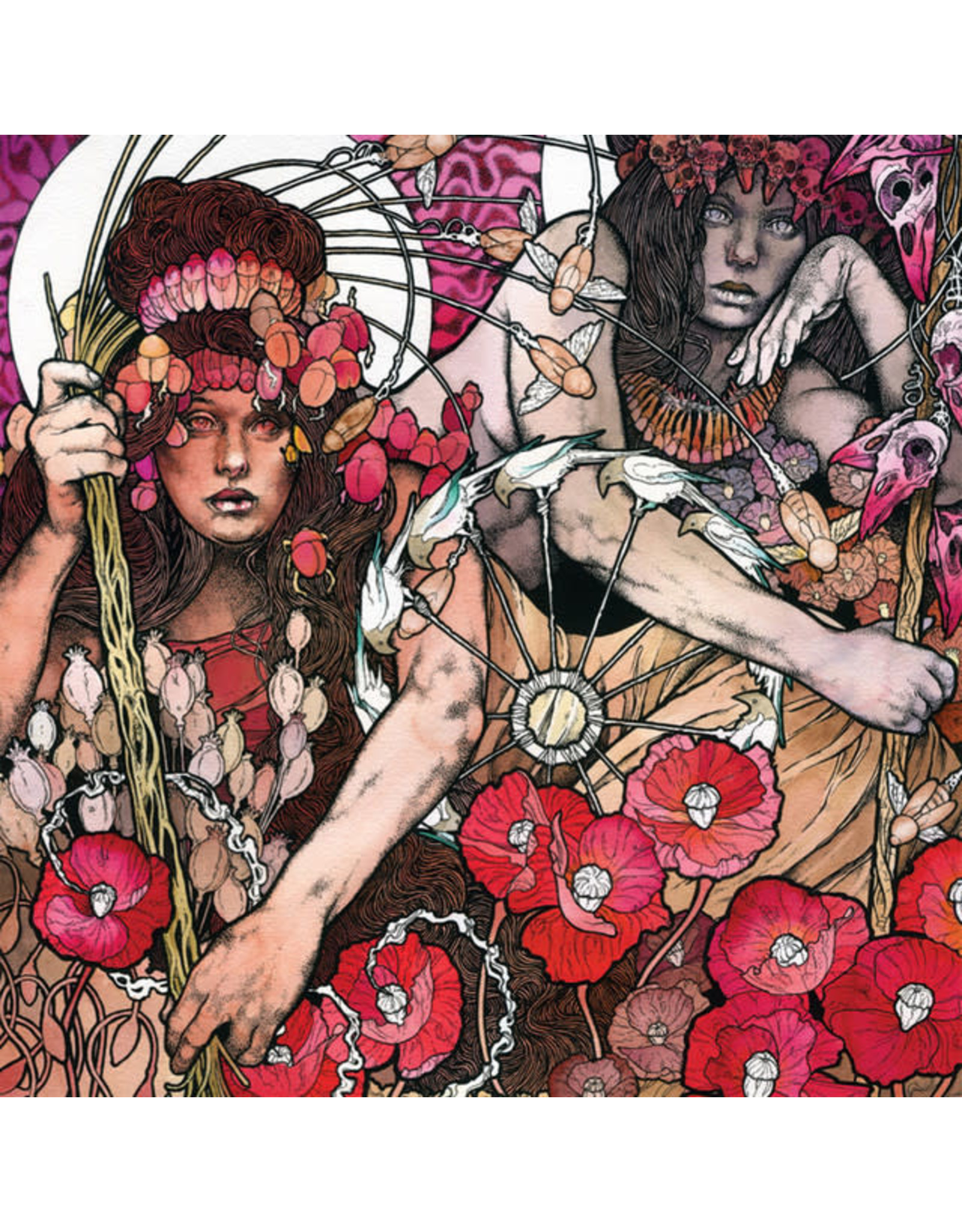 Vinyl Baroness - Red Album