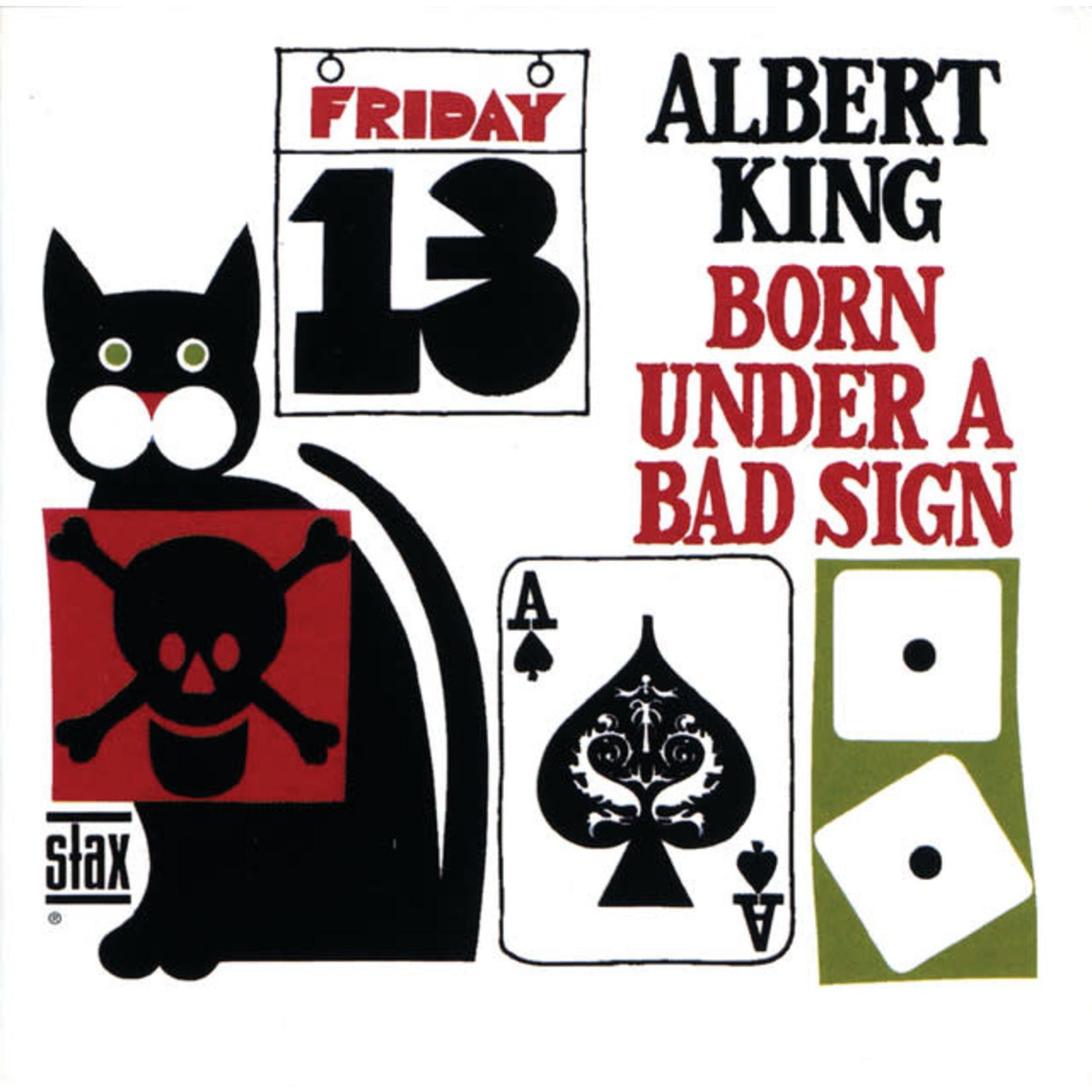 Vinyl Albert King - Born Under A Bad Sign