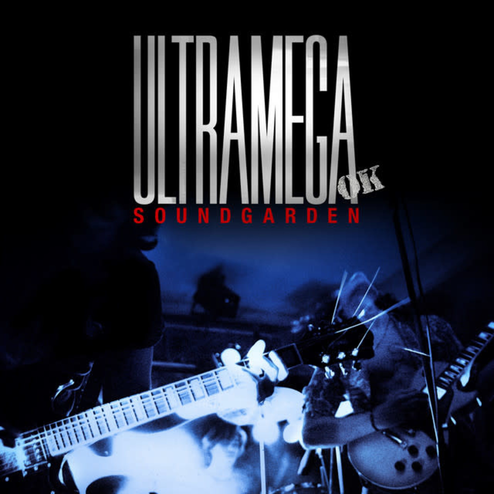 Vinyl Soundgarden - UltraMega OK