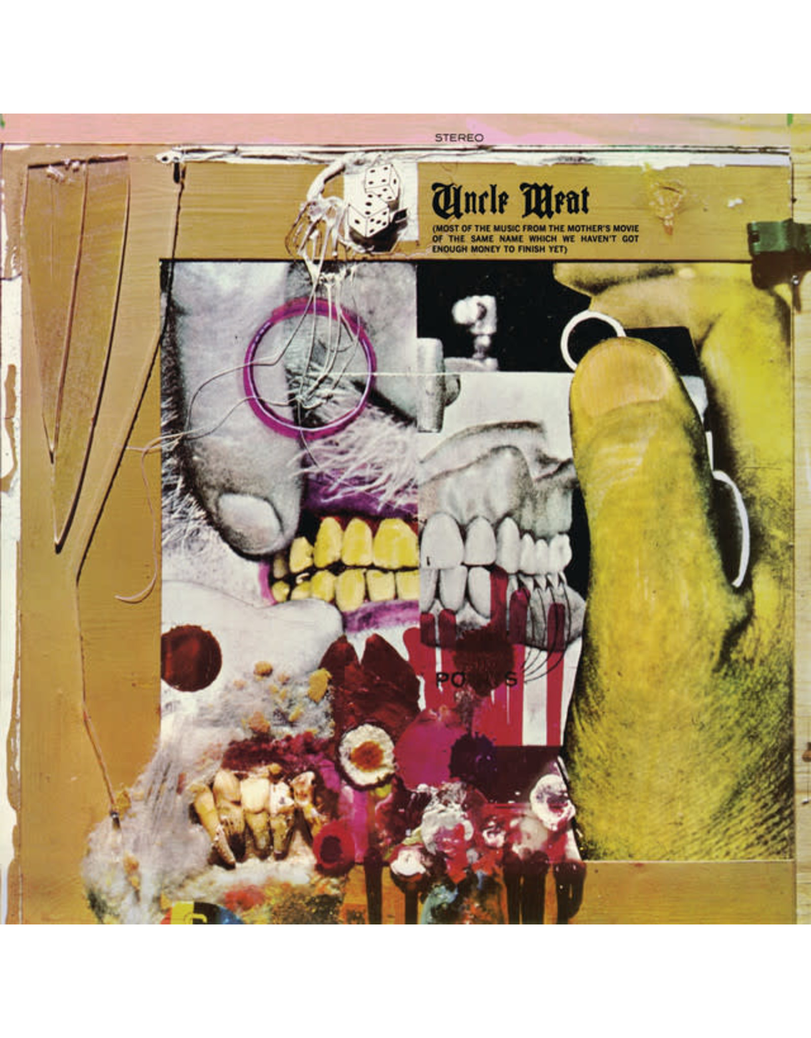 Vinyl Frank Zappa - Uncle Meat