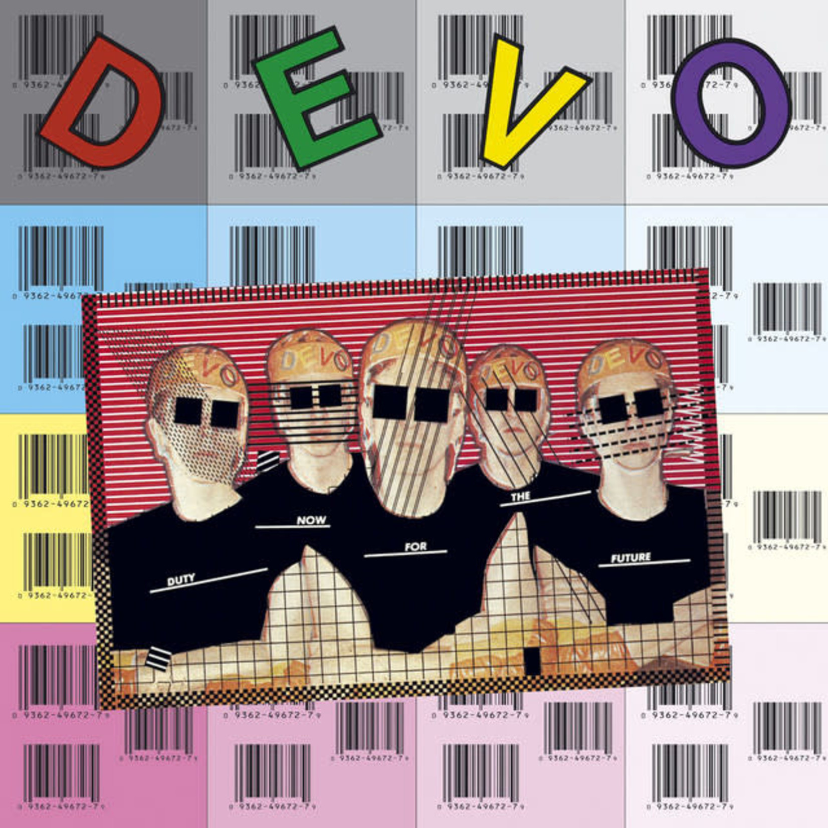 Vinyl Devo - Duty Now For the Future