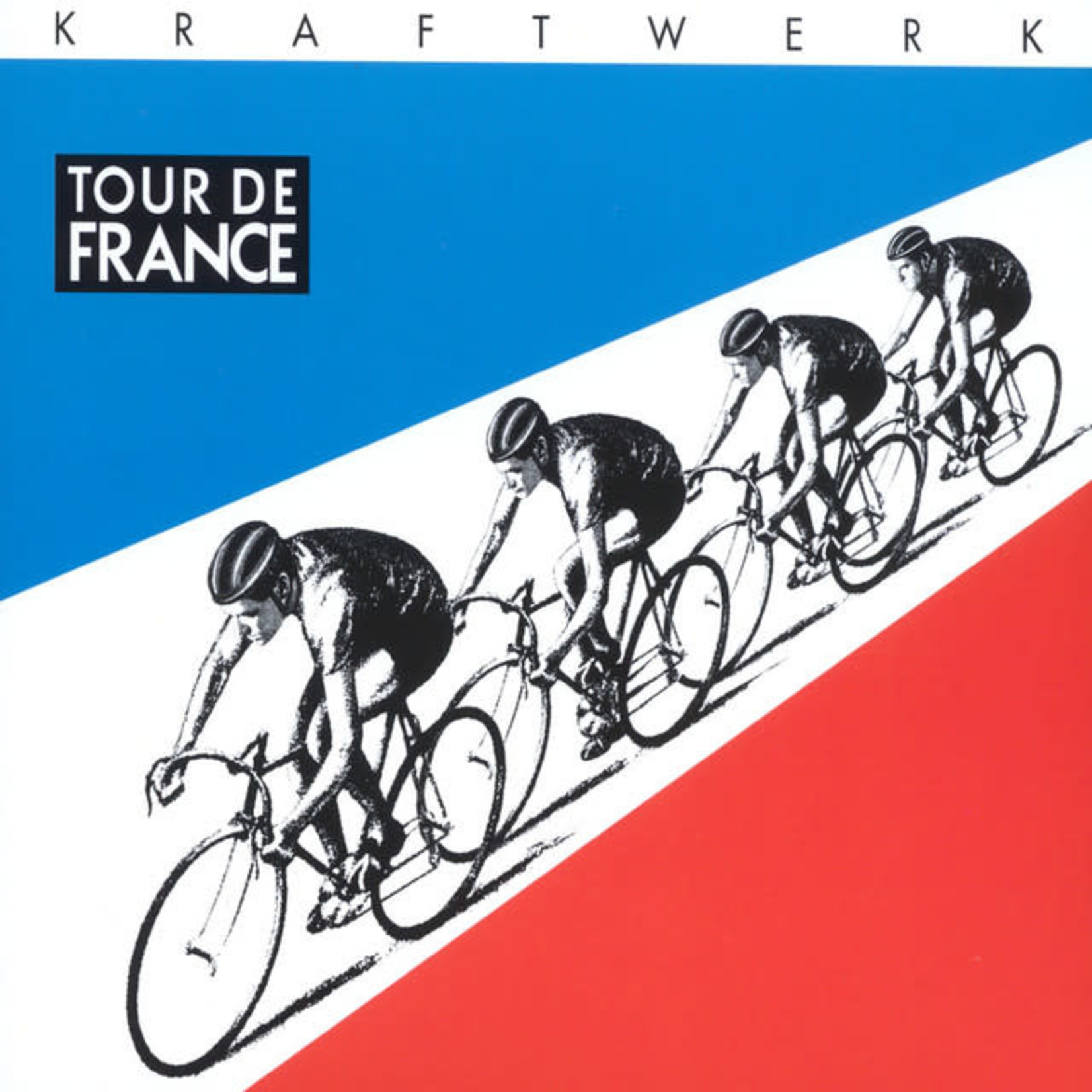 Vinyl Kraftwerk - Tour De France.  Final Sale