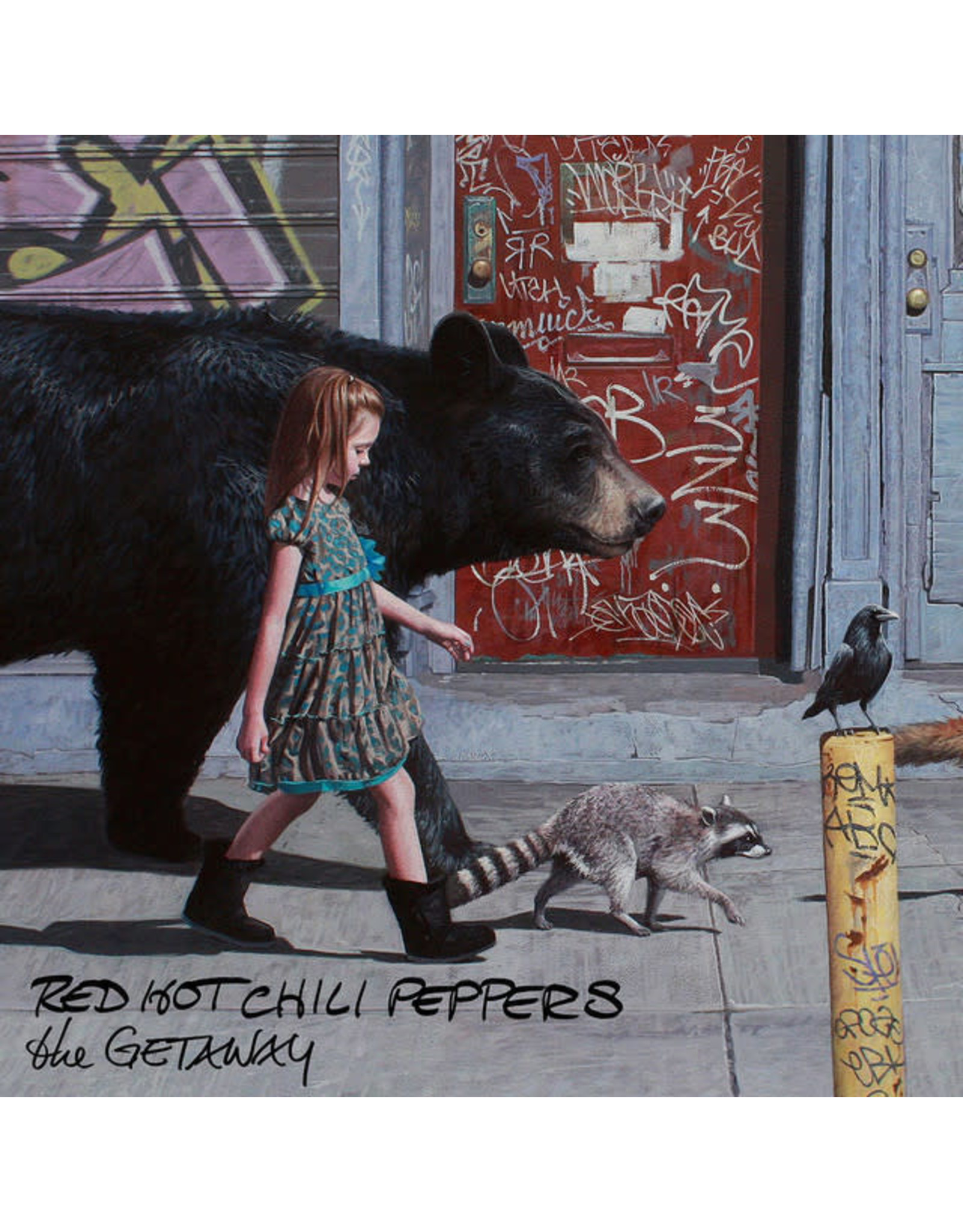 Vinyl Red Hot Chili Peppers - The Getaway