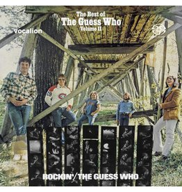 Compact Disc The Guess Who - Rockin' & The Best of The Guess Who - Volume 2 [SACD Hybrid Multi-channel]