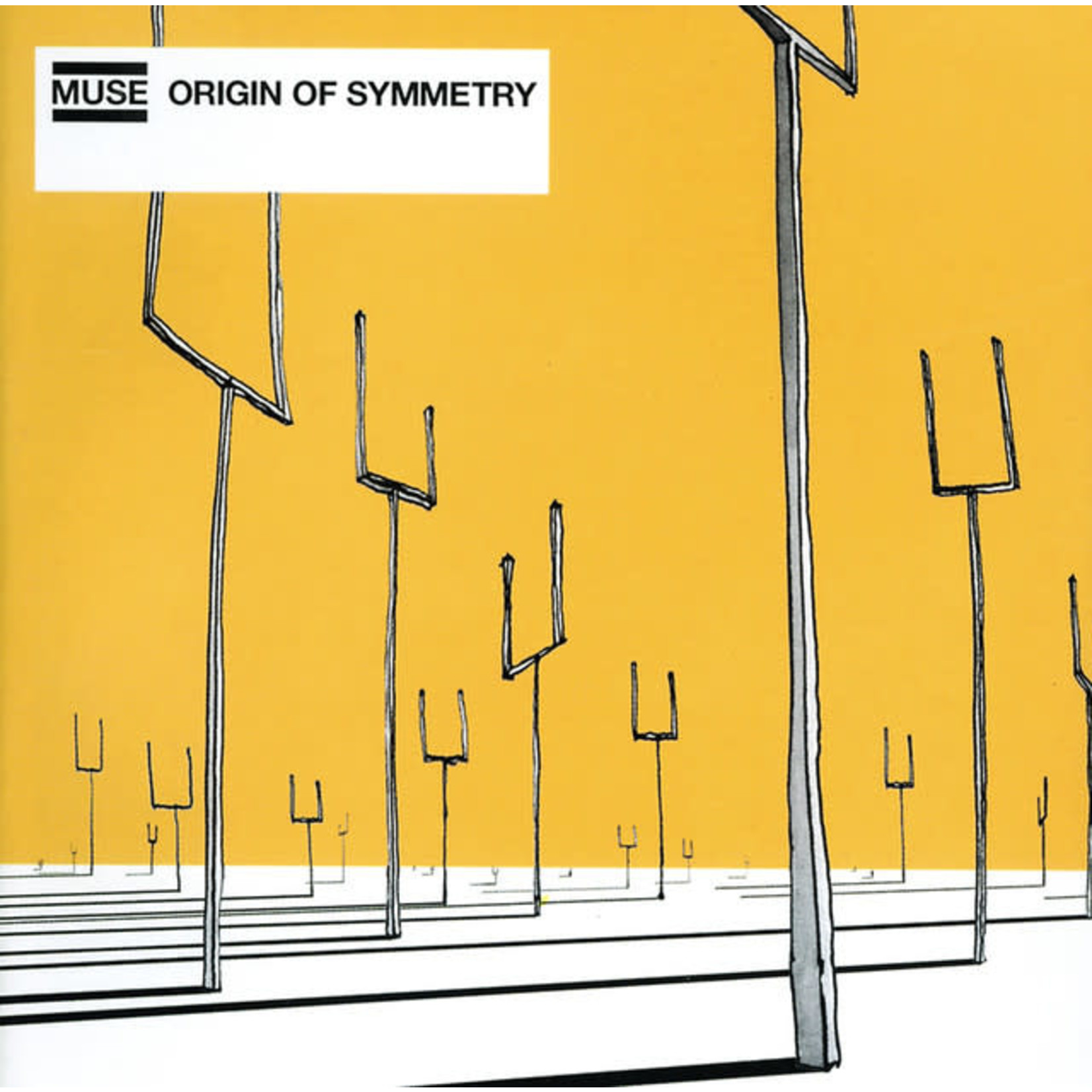 Vinyl Muse - Origin Of Symmetry