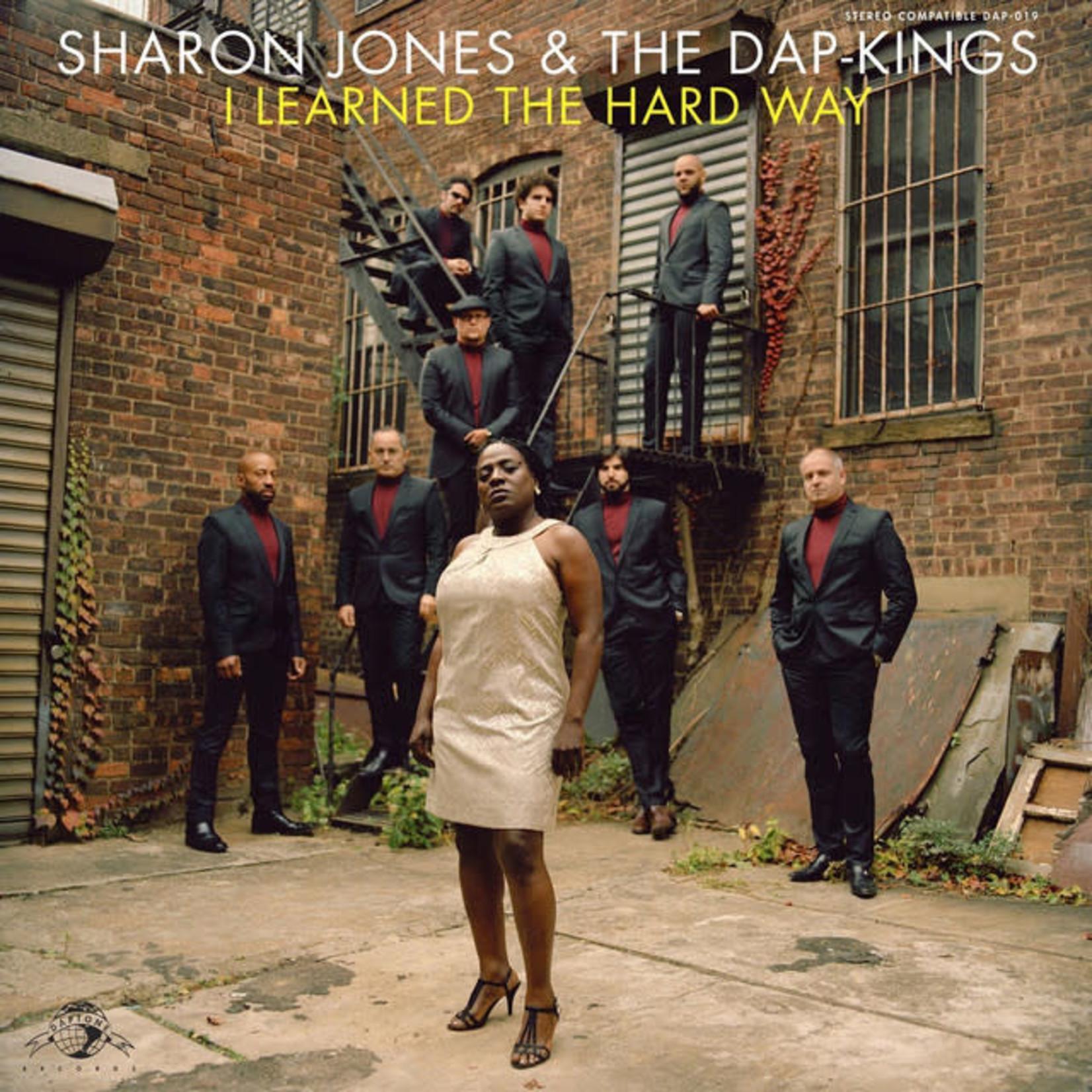 Vinyl Sharon Jones & The Dap-Kings - I Learned The Hard Way