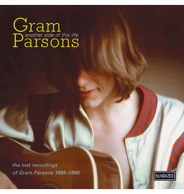 Vinyl Gram Parsons - Another Side Of This Life 1965-66