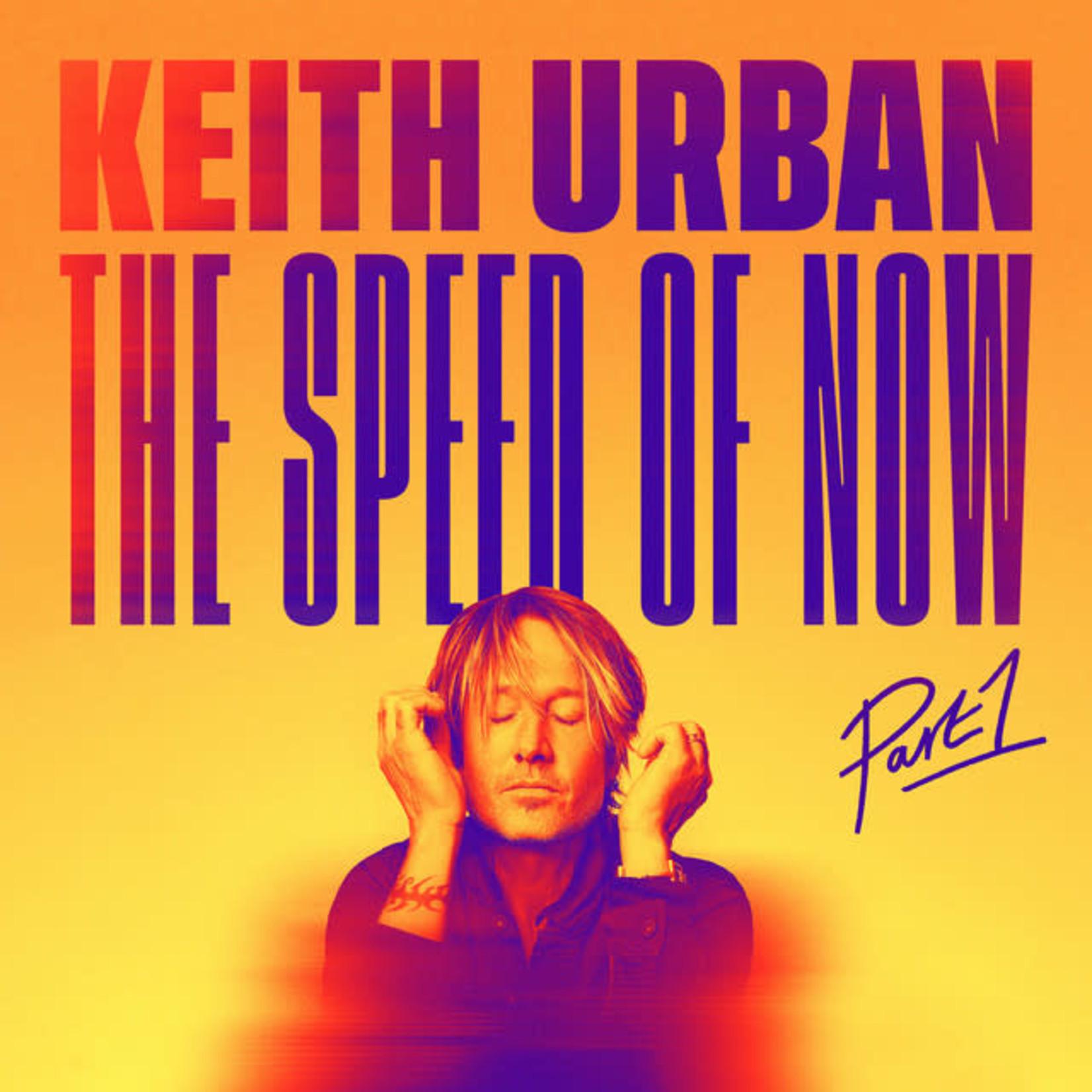 Vinyl Keith Urban - the Speed Of Now Part 1.    $$