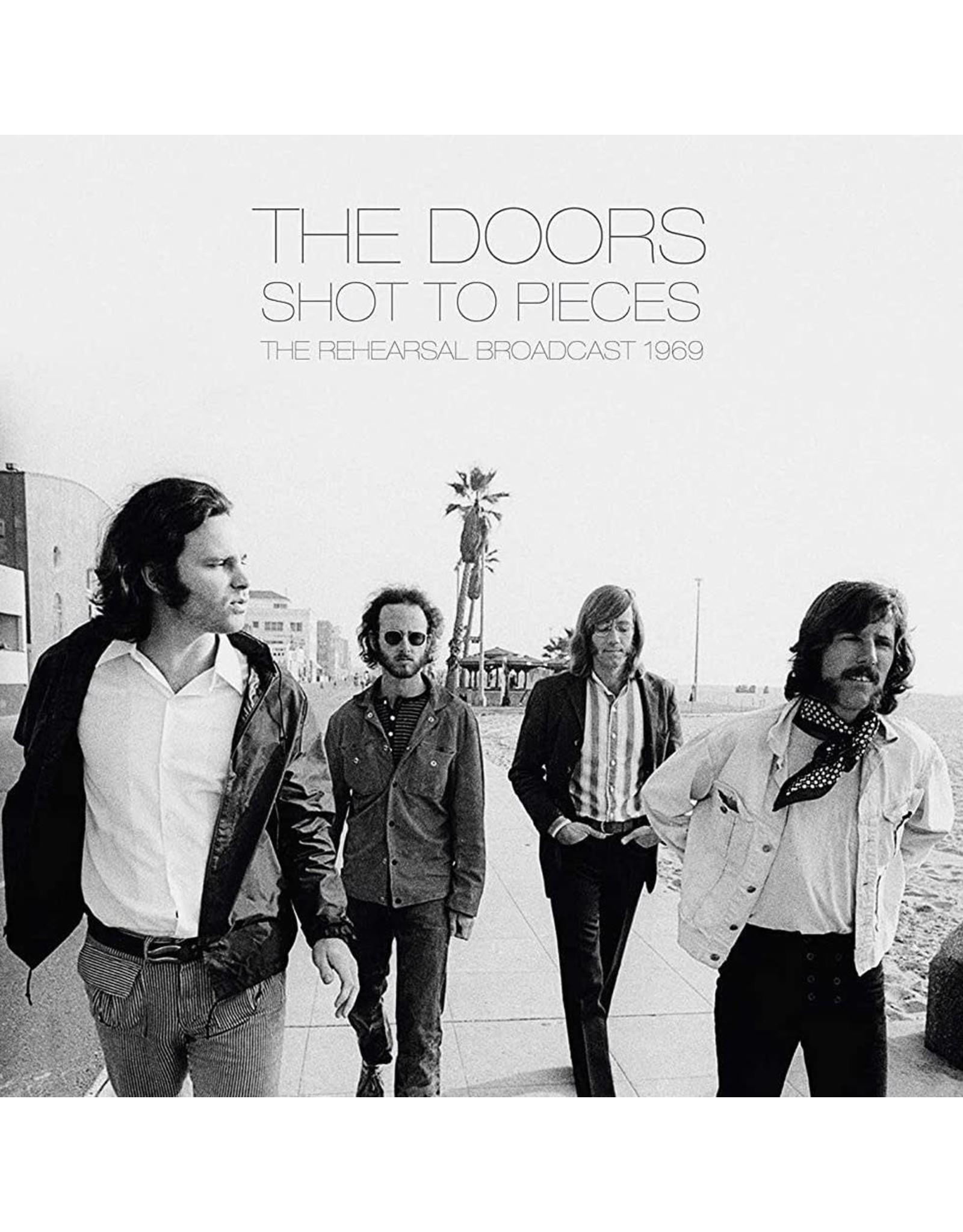 Vinyl The Doors - Shot To Pieces (1969 Rehearsal Broadcast)