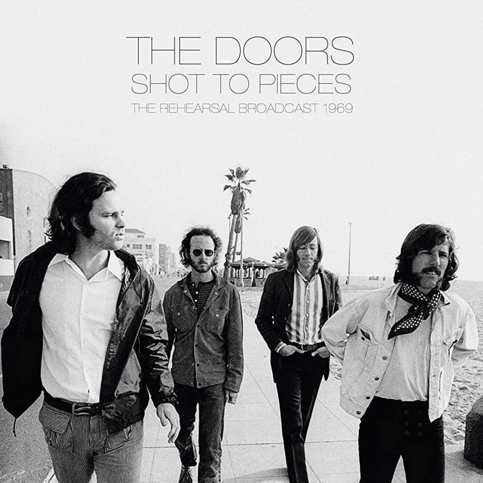 Vinyl The Doors - Shot To Pieces (1969 Rehearsal Broadcast)