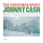 Vinyl Johnny Cash - The Christmas Spirit (Die Cut Colour Vinyl)