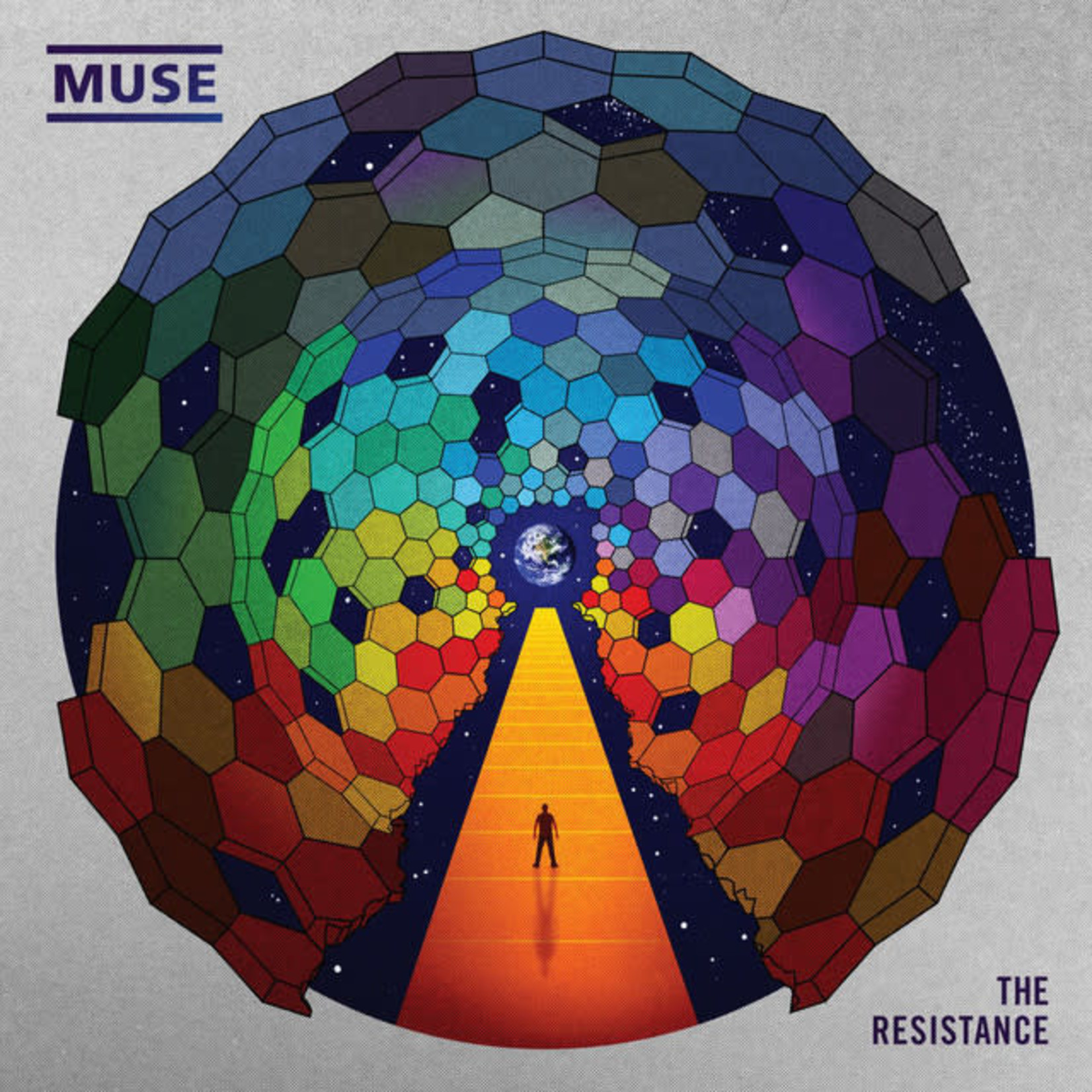 Vinyl Muse - The Resistance