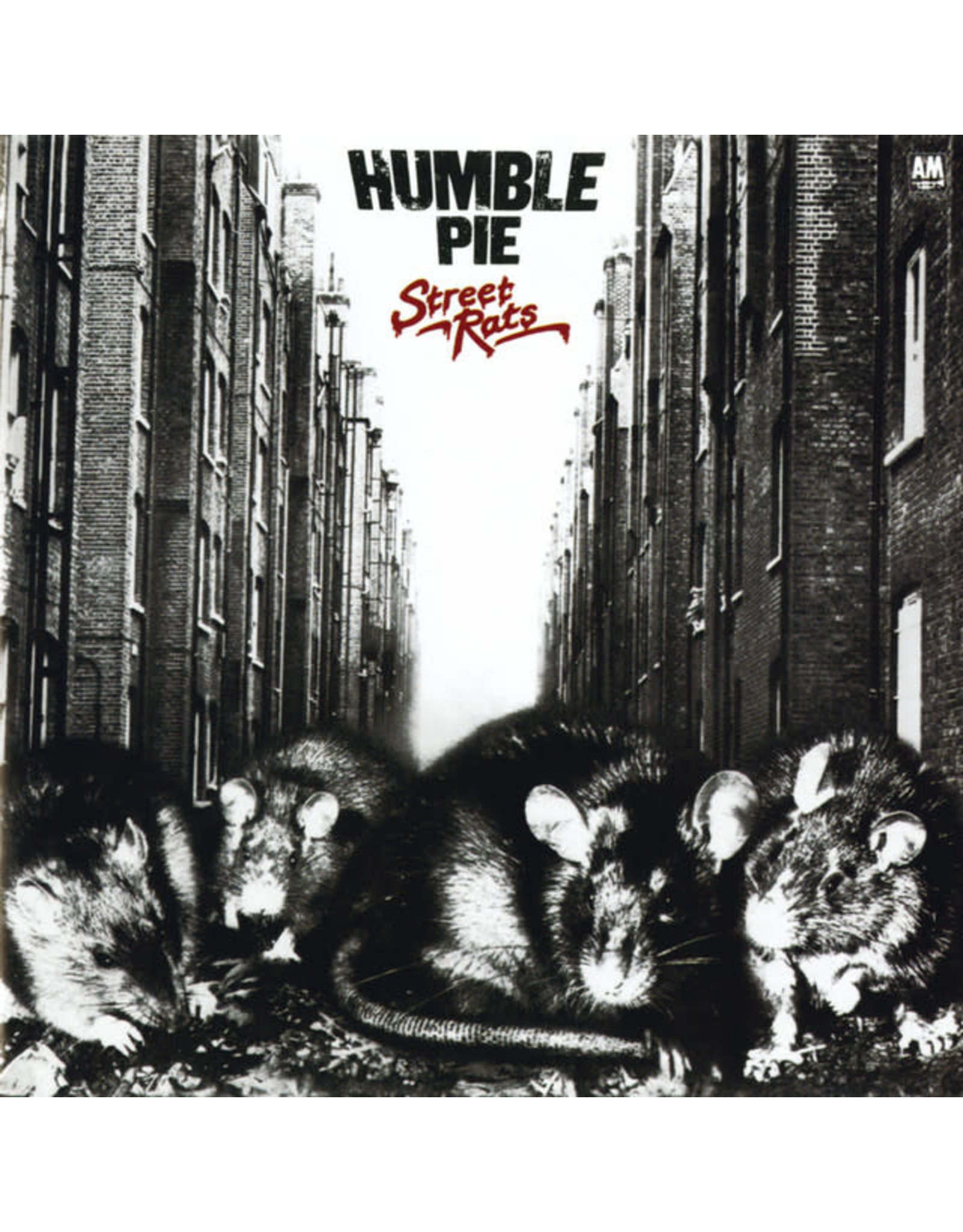 Vinyl Humble Pie - Street Rats. Final Sale