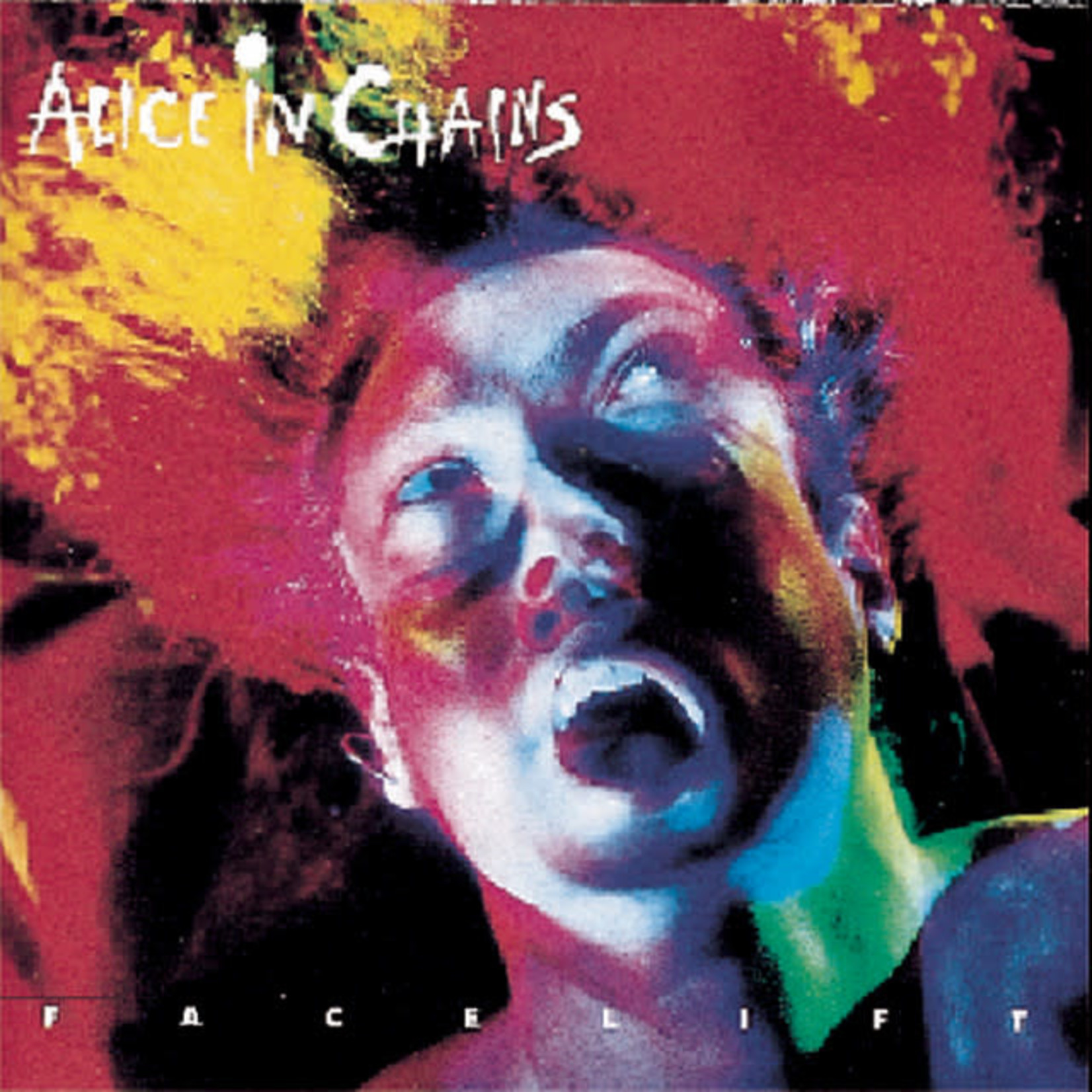 Vinyl Alice in Chains - Facelift