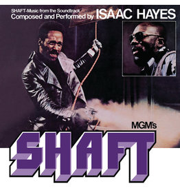 Vinyl Shaft OST