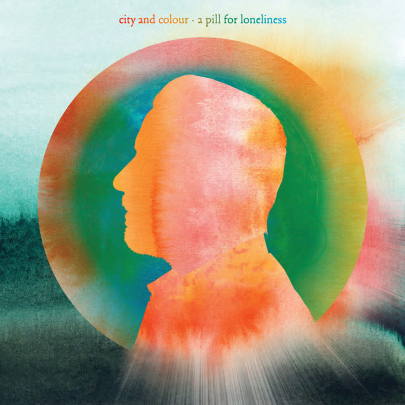 Vinyl City and Colour - A Pill For Loneliness