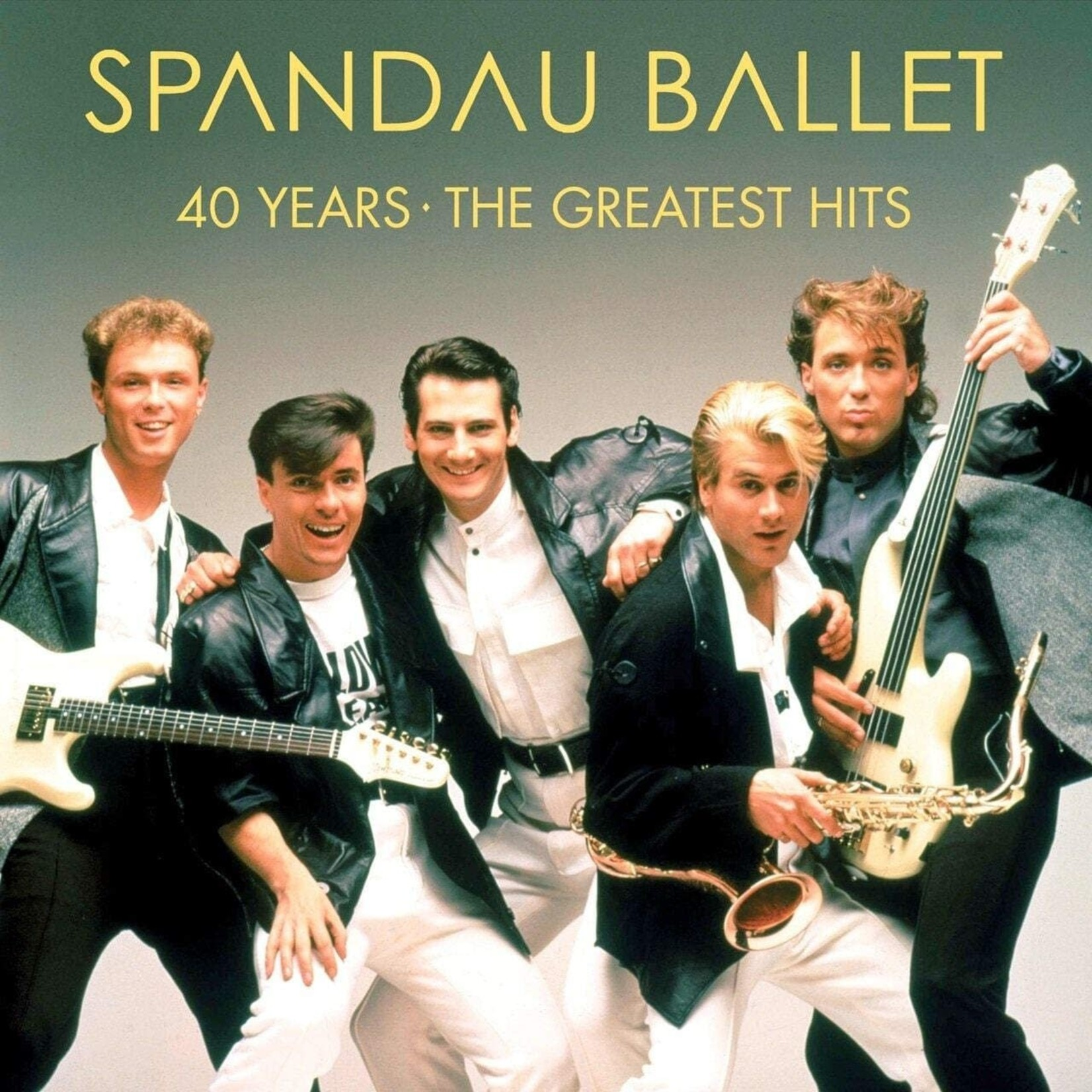 Vinyl Spandau Ballet - 40 Years The Greatest Hits
