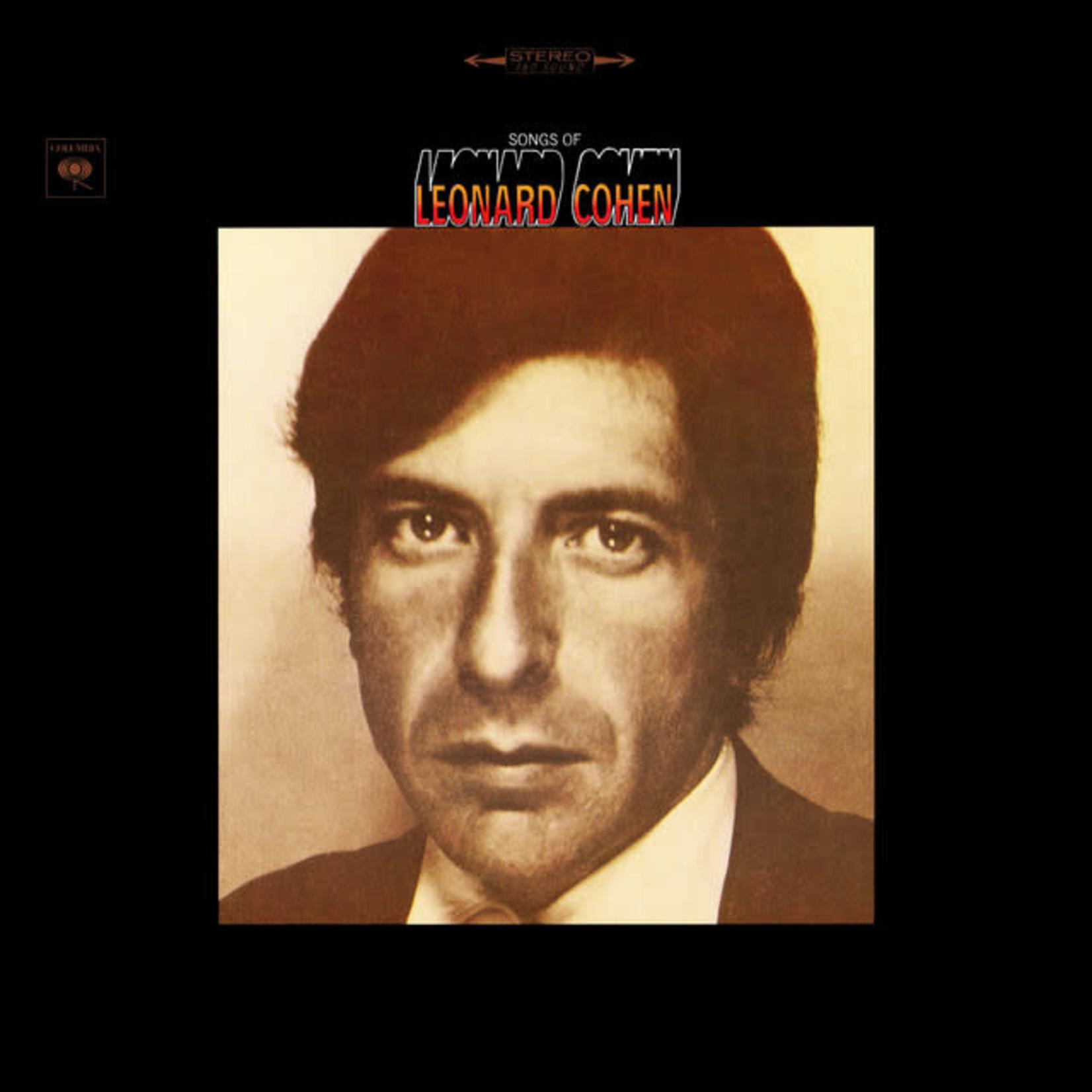 Vinyl Leonard Cohen - Songs Of Leonard Cohen