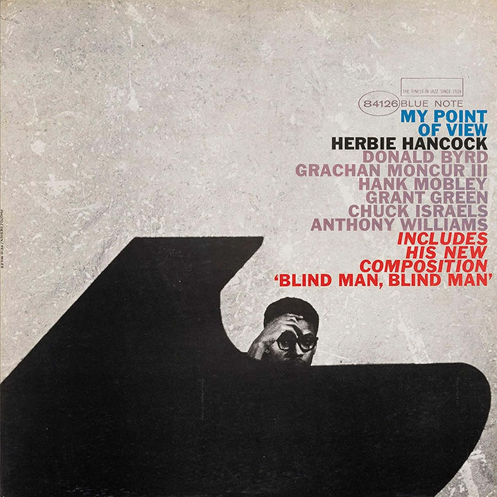 Vinyl Herbie Hancock - My Point Of View (The Poet)
