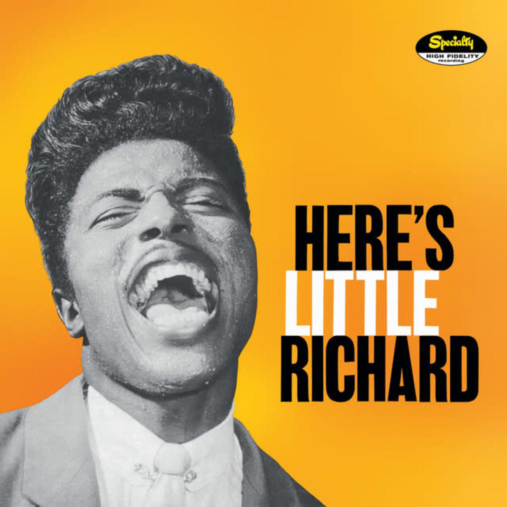 Vinyl Little Richard - Here's Little Richard