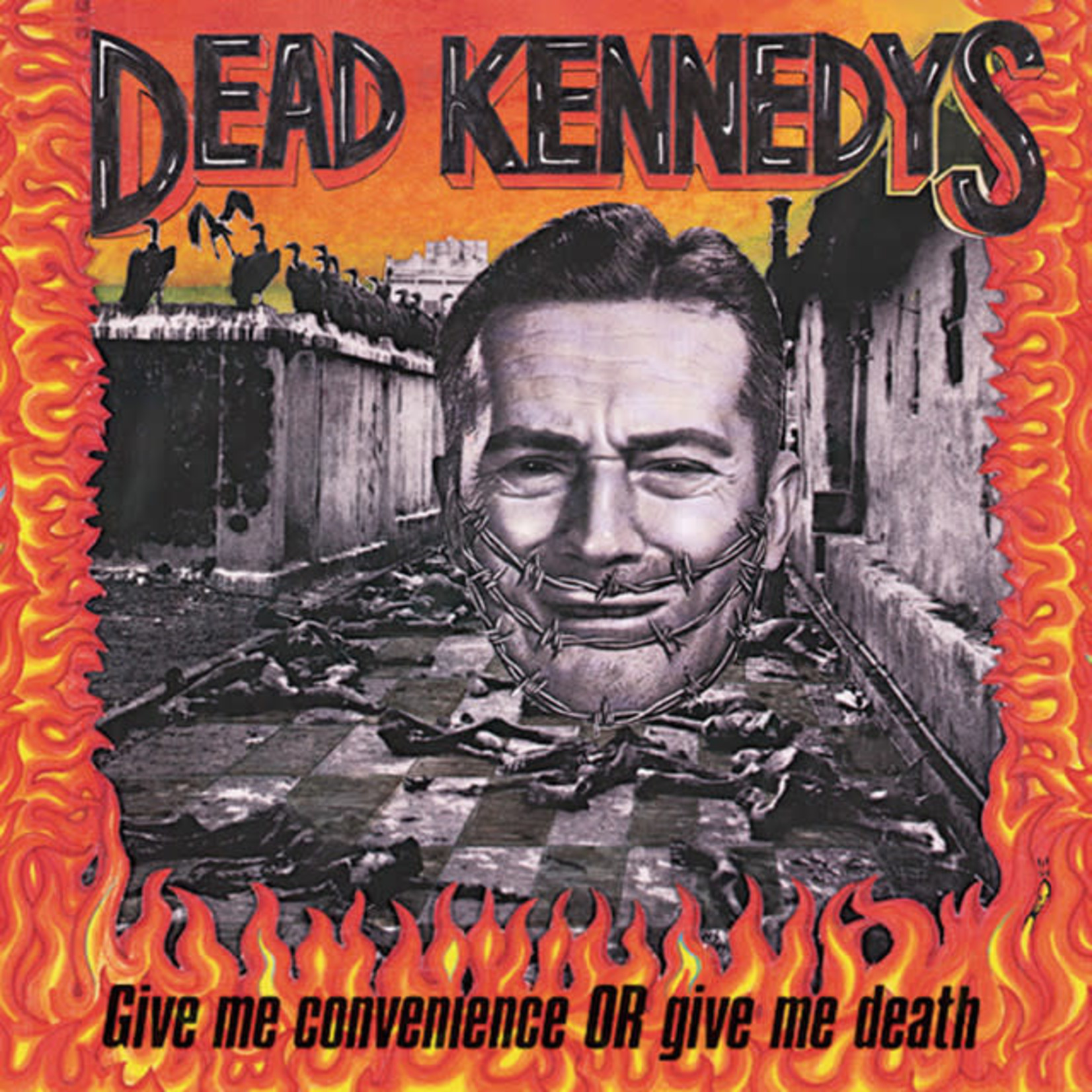 Vinyl Dead Kennedys - Give Me Convenience Or Give Me Truth