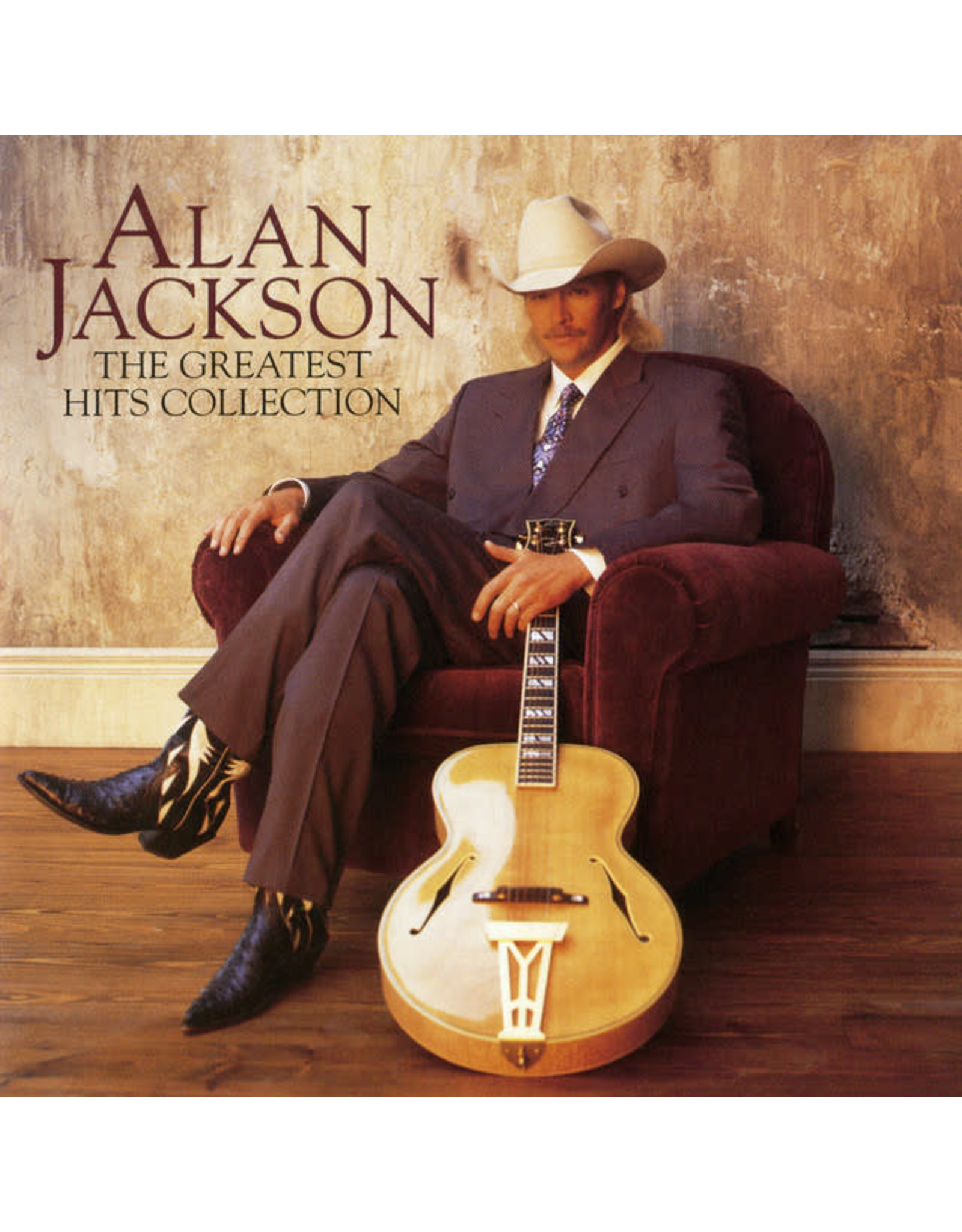 Vinyl Alan Jackson - The Greatest Hits Collection