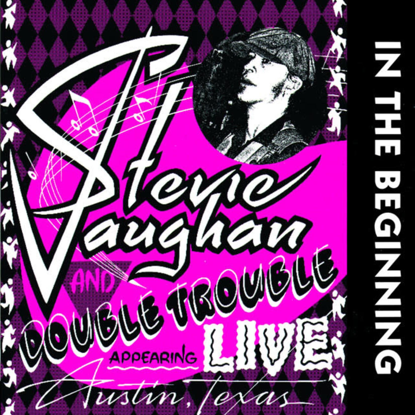 Vinyl Stevie Ray Vaughan - In The Beginning