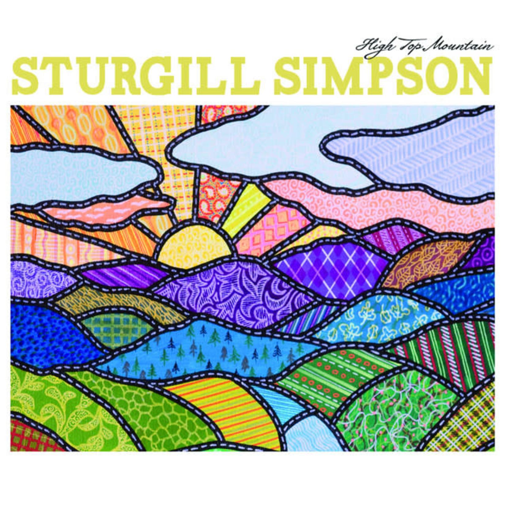Vinyl Sturgill Simpson - High Top Mountain