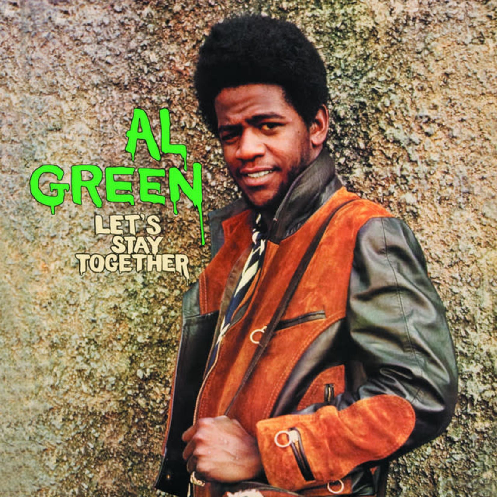 Vinyl Al Green - Let's Stay Together