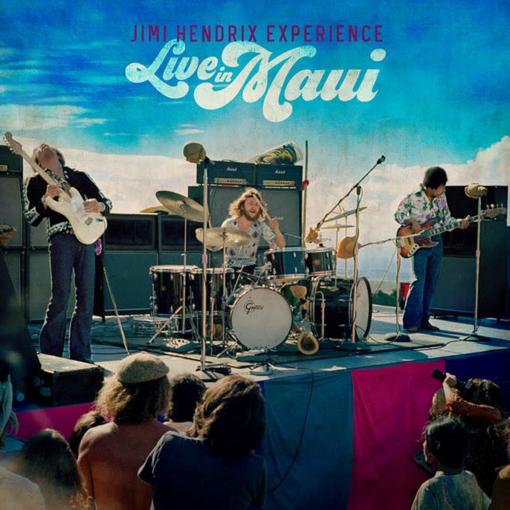 Vinyl Jimi Hendrix - Live in Maui