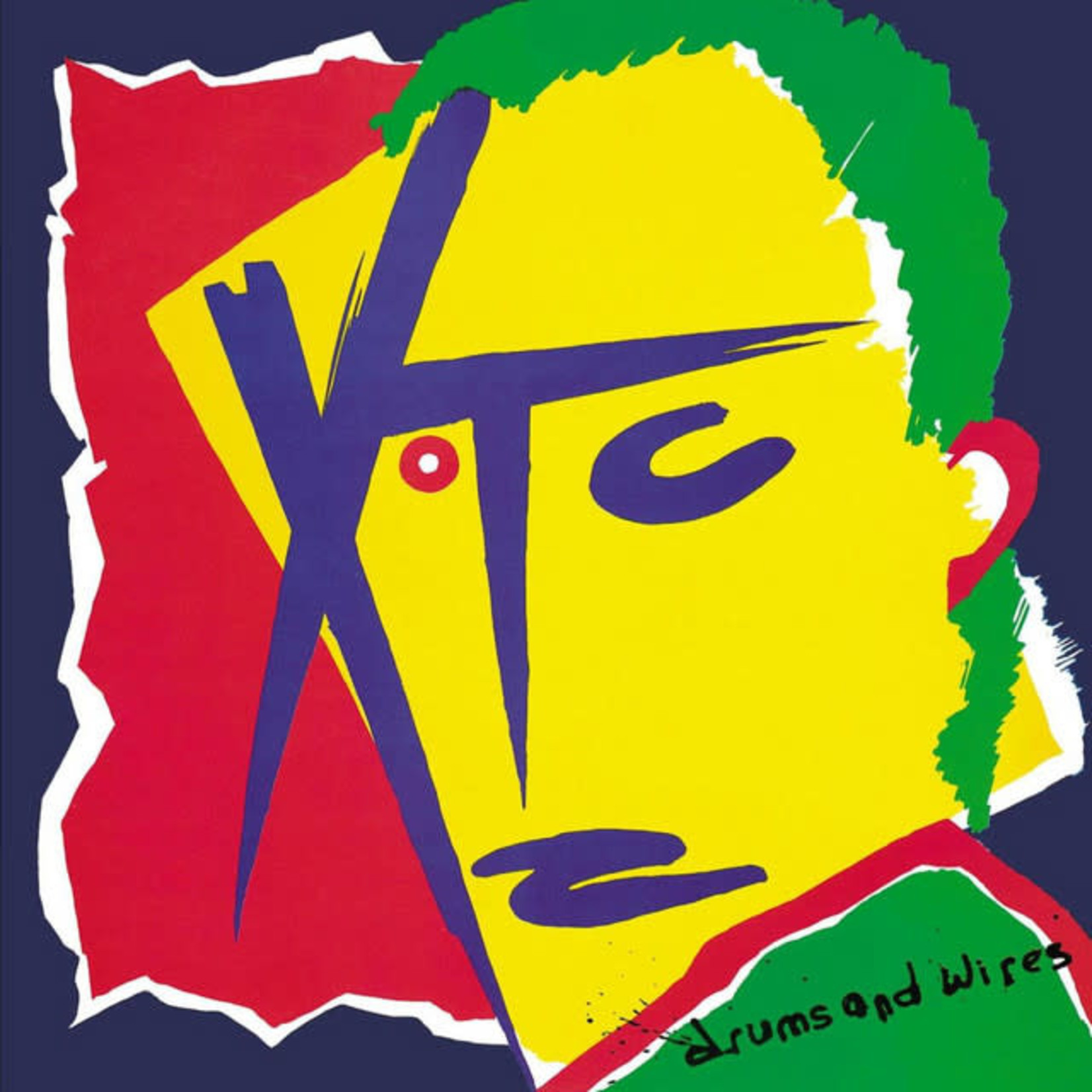 Vinyl XTC - Drums and Wires
