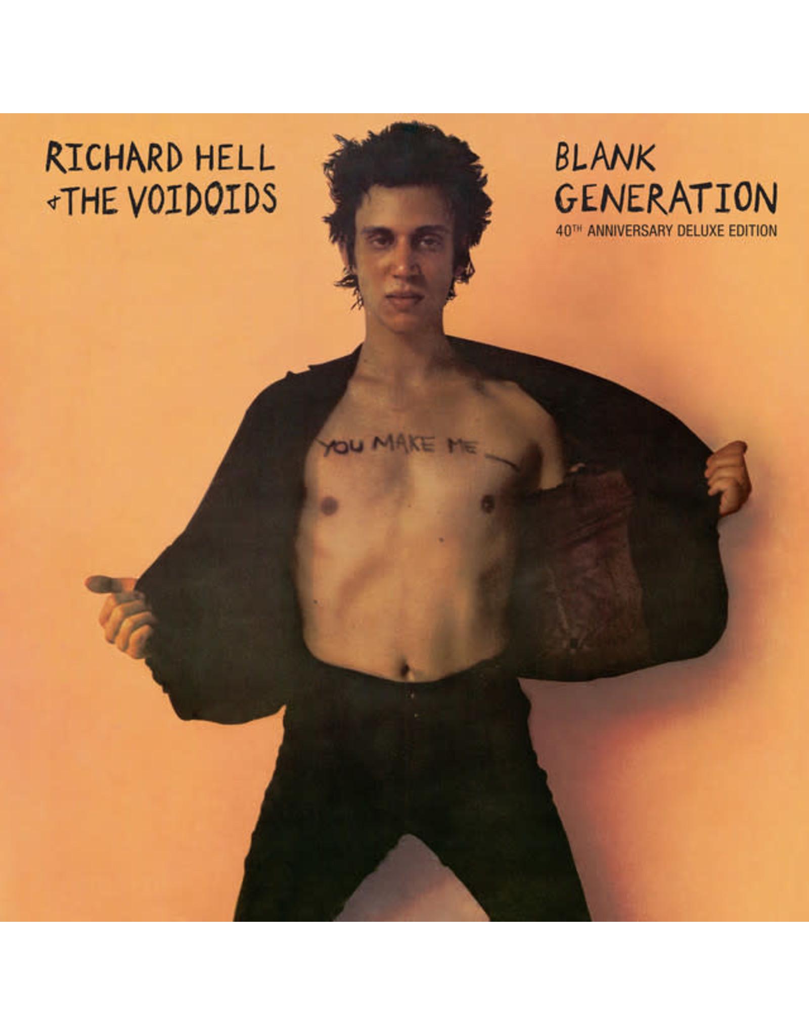 Vinyl Richard Hell & The Voidoids - Blank Generation