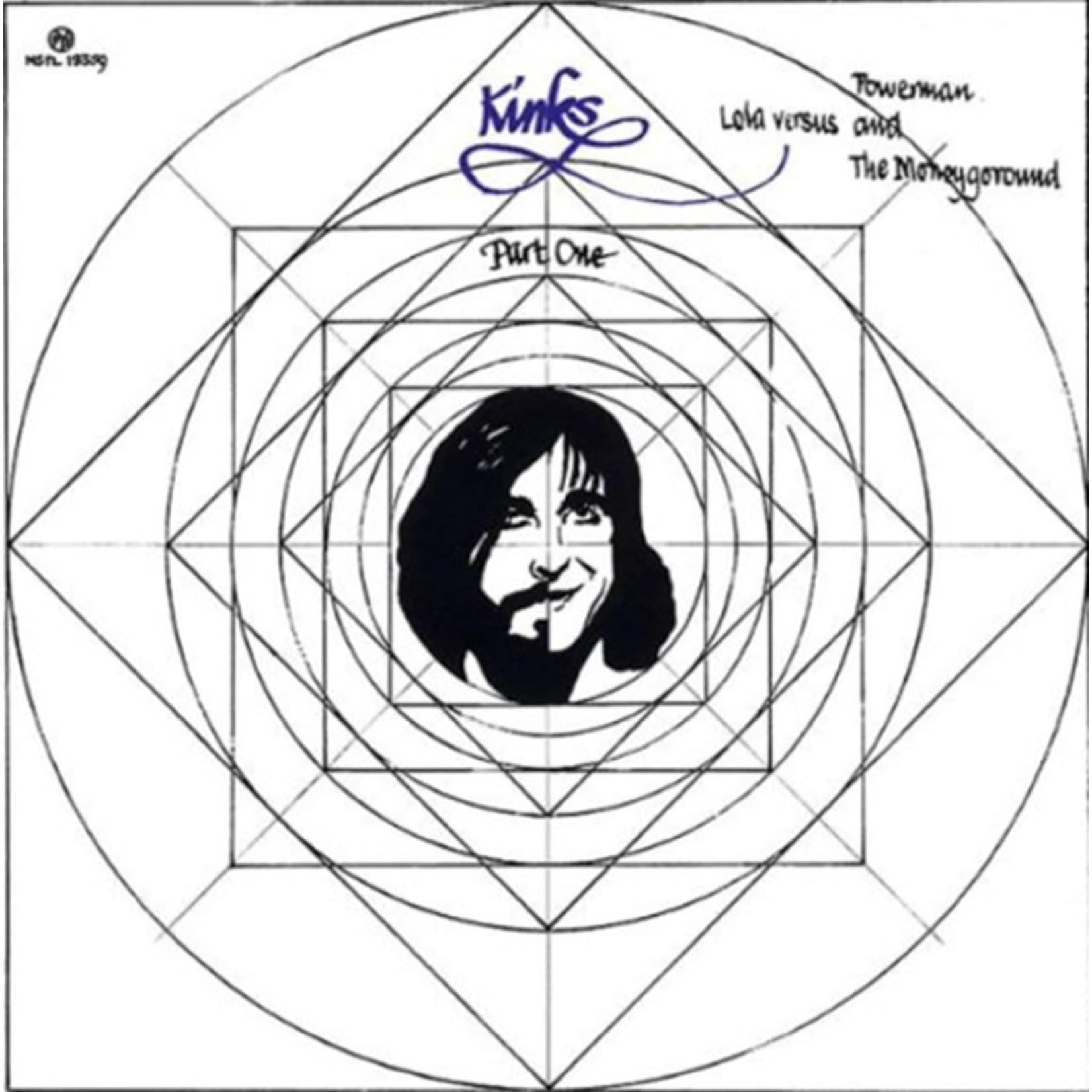 Vinyl The Kinks - Lola Versus Powerman And The MoneyGoRound Part One