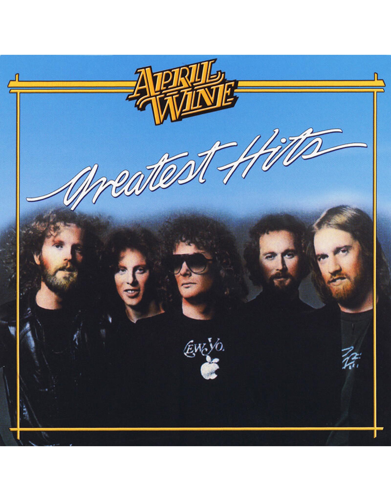Vinyl April Wine - Greatest Hits (Blue Vinyl)