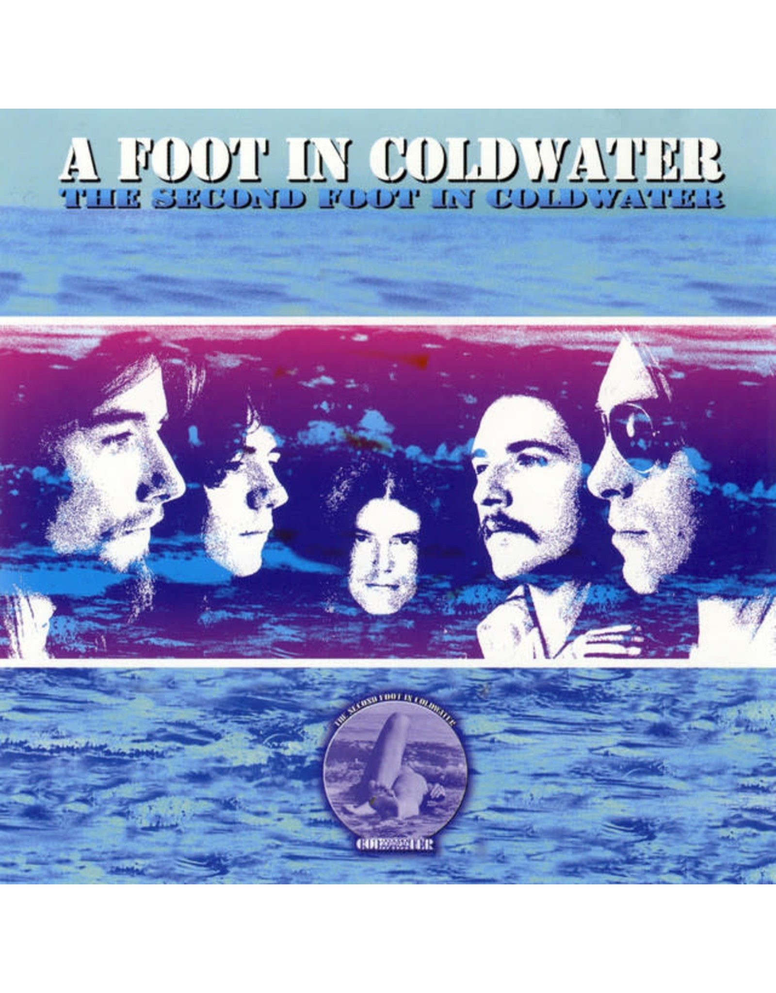 Compact Disc A Foot In Coldwater - Second Foot In Coldwater