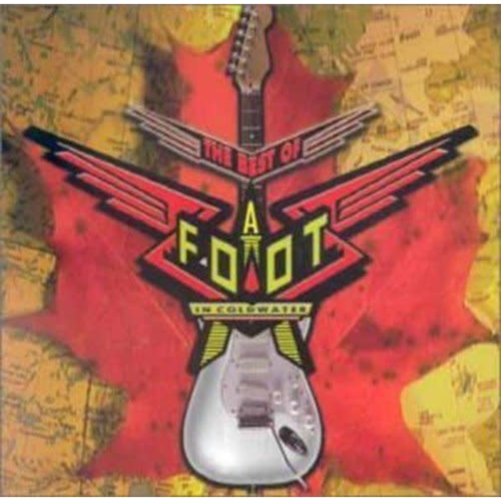 Compact Disc A Foot In Coldwater - The Best Of (2 CD)