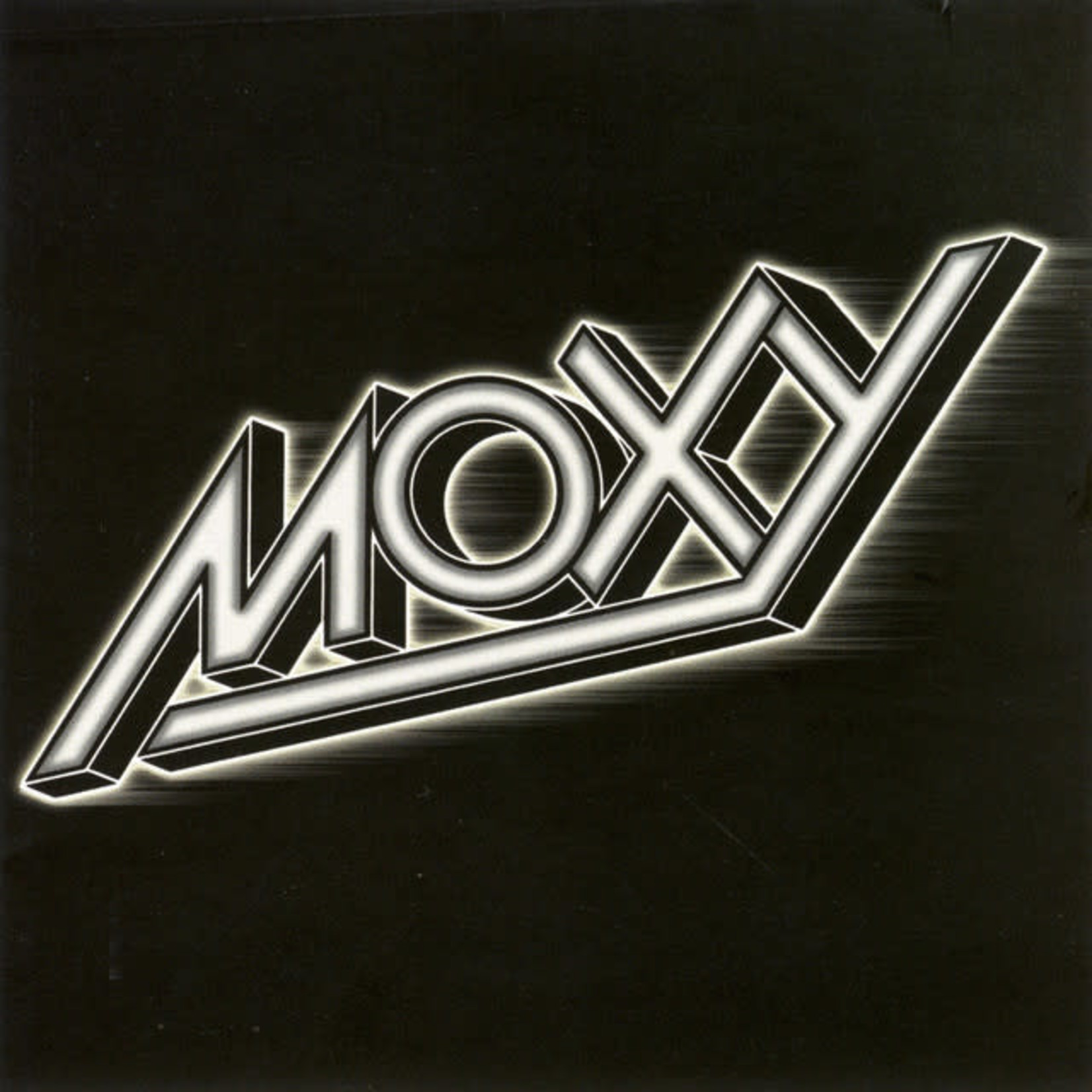 Compact Disc Moxy - S/T (Used)