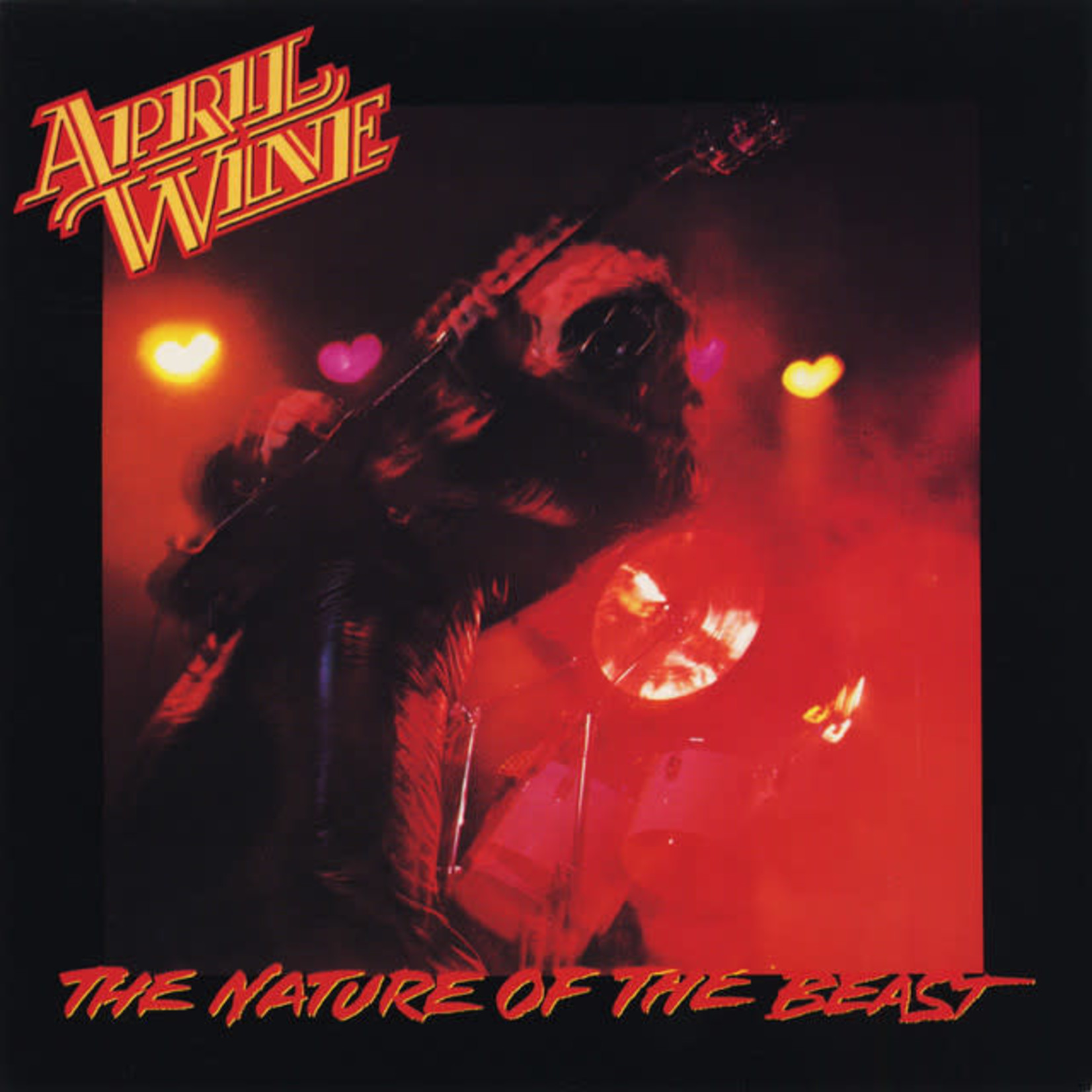 Compact Disc April Wine - The Nature Of The Beast