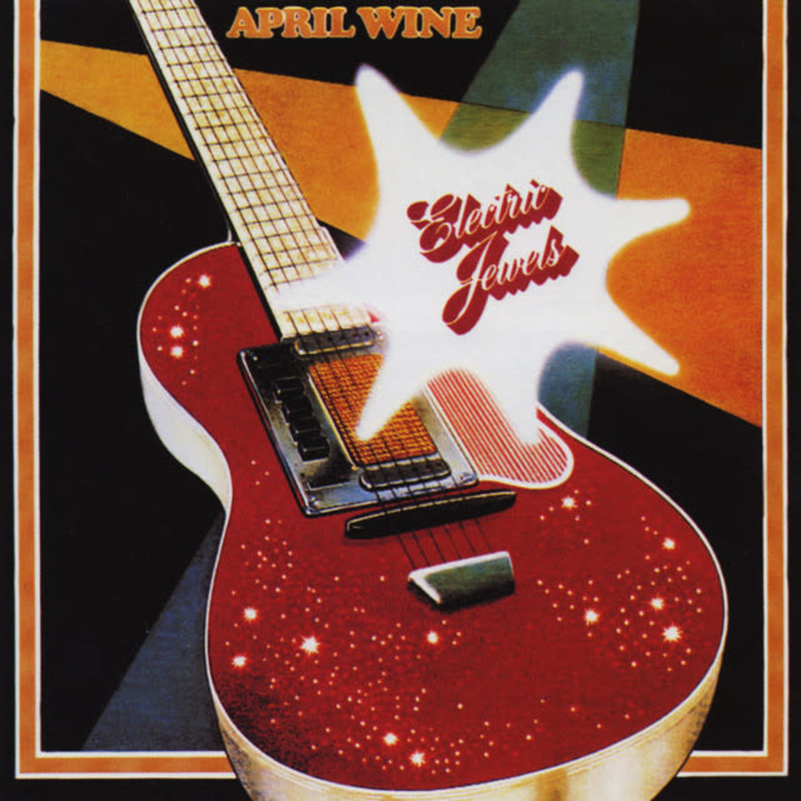 Compact Disc April Wine - Electric Jewels