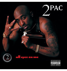 Vinyl 2Pac - All Eyez  On Me