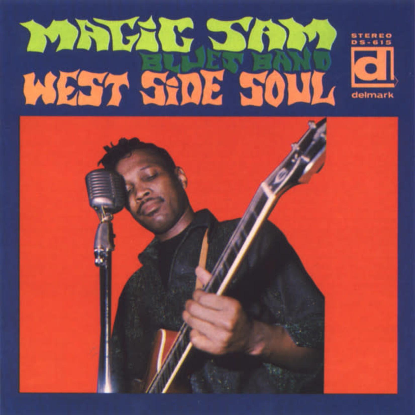 Vinyl Magic Sam - West Side Soul
