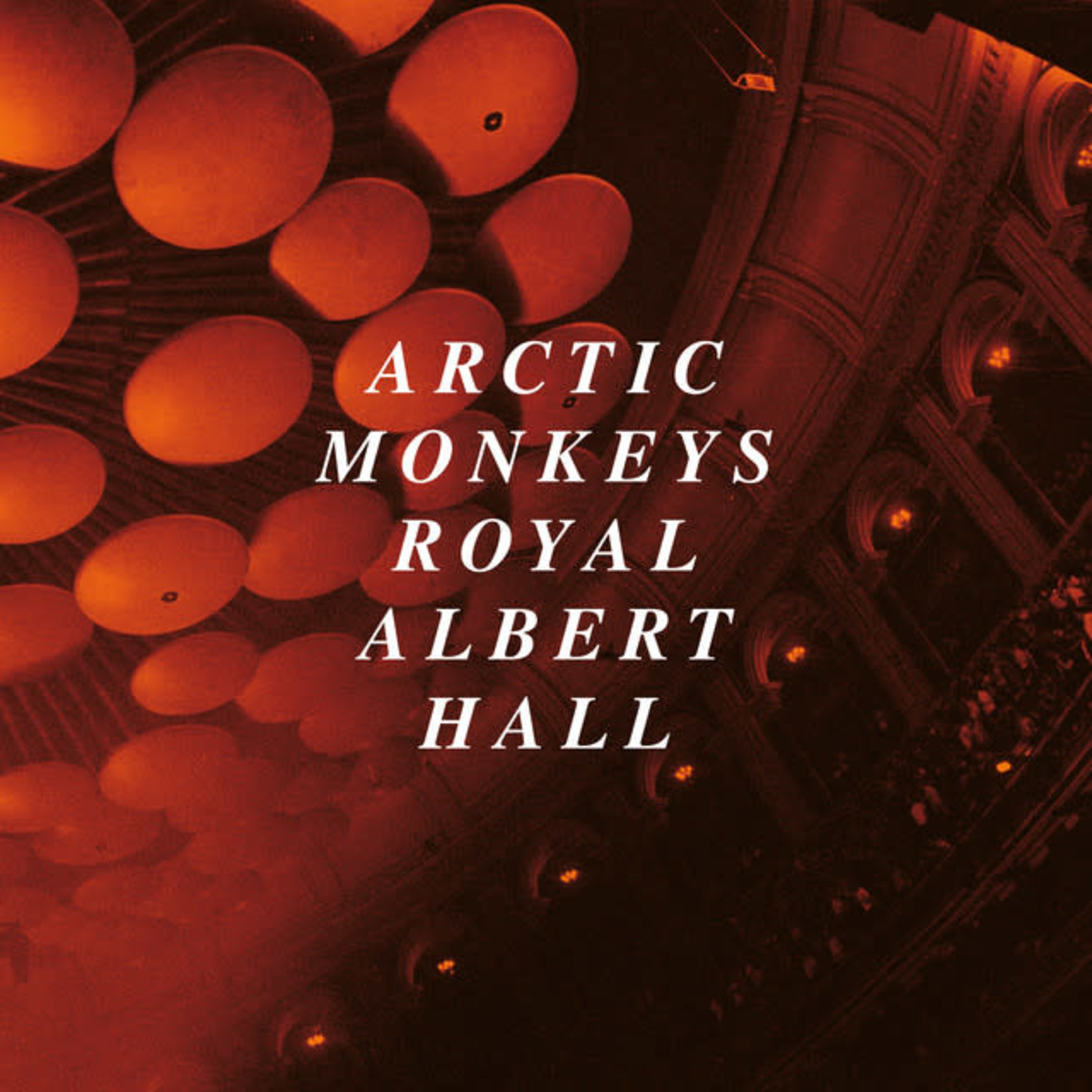 Vinyl Arctic Monkeys -  Royal Albert Hall