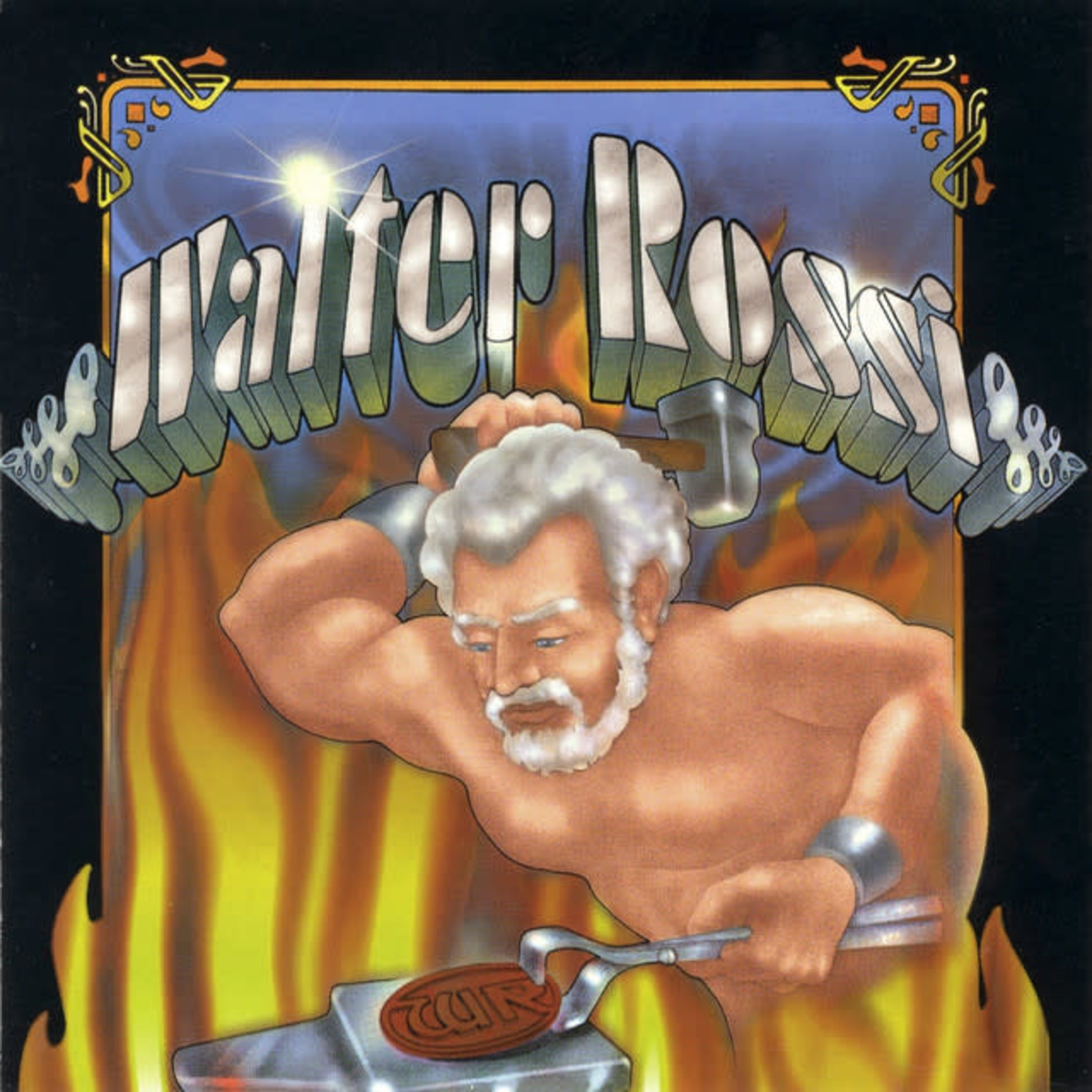 Compact Disc Walter Rossi - S/T