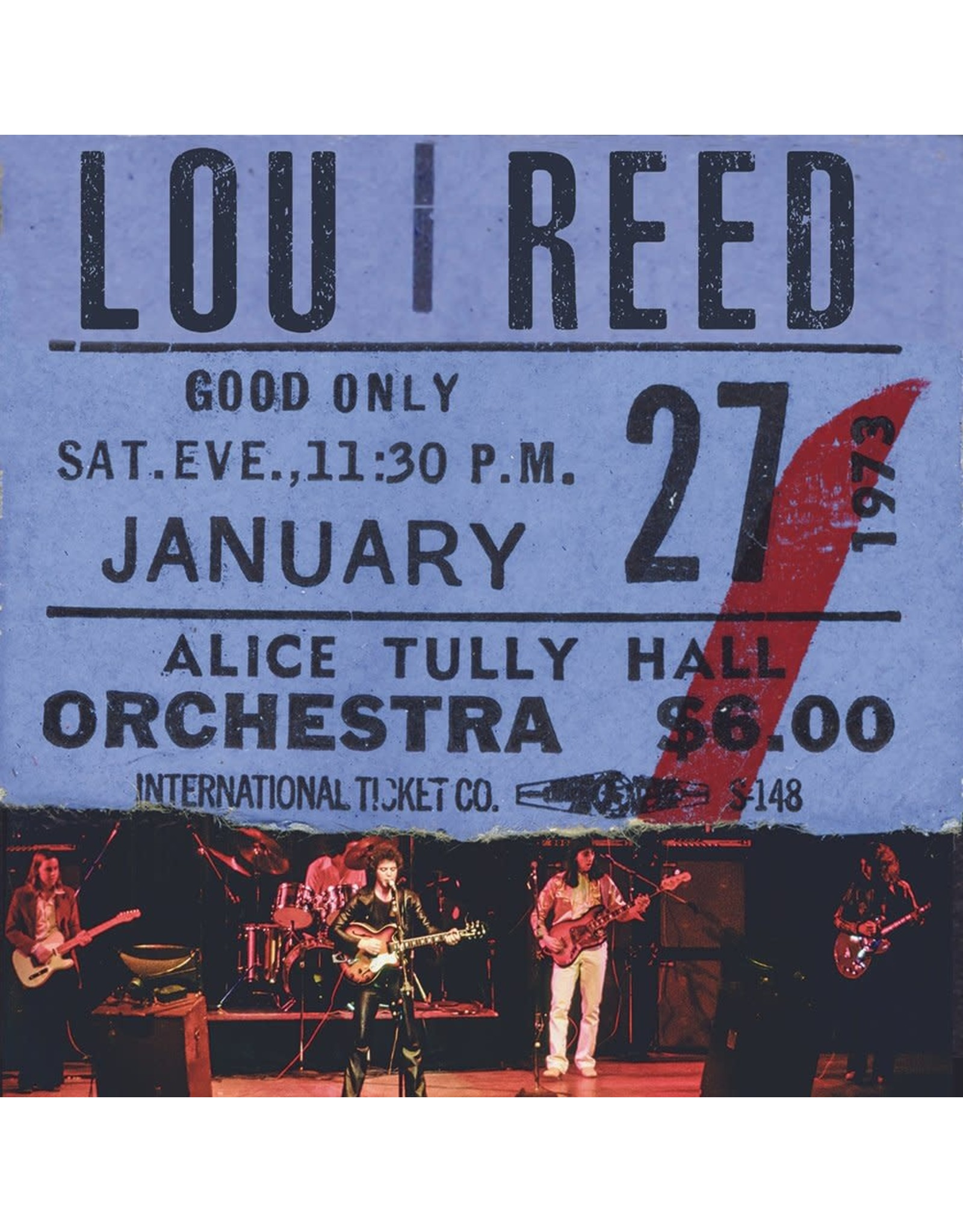 Vinyl Lou Reed -  Live At Alice Tully Hall RSD 2020