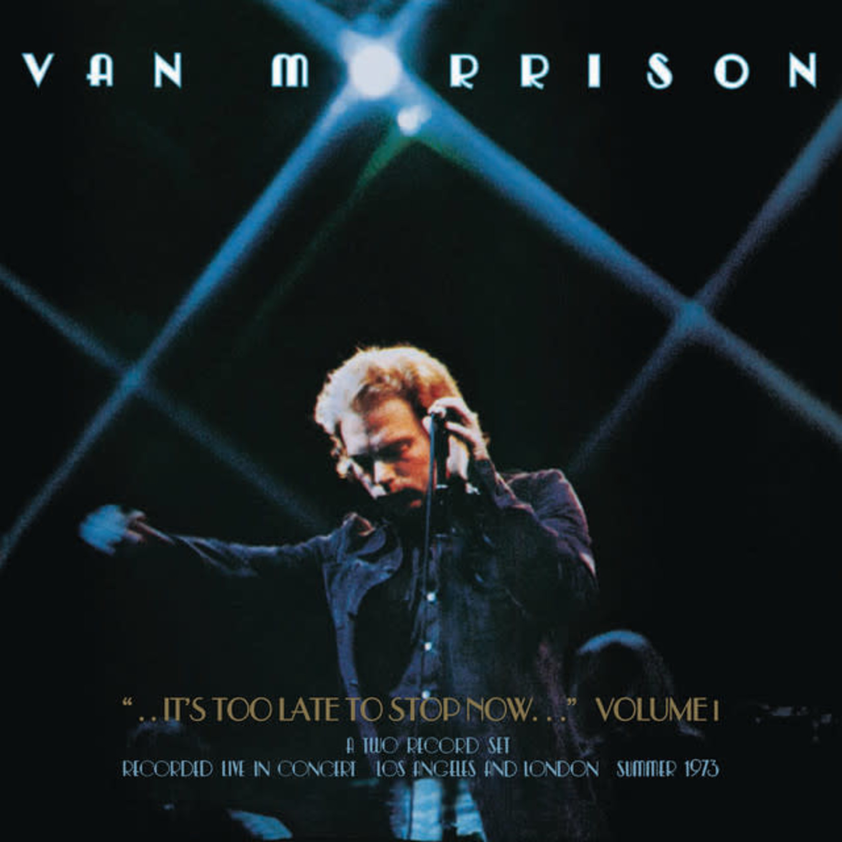 Vinyl Van Morrison - It's Too Late To Stop Now (2LP)
