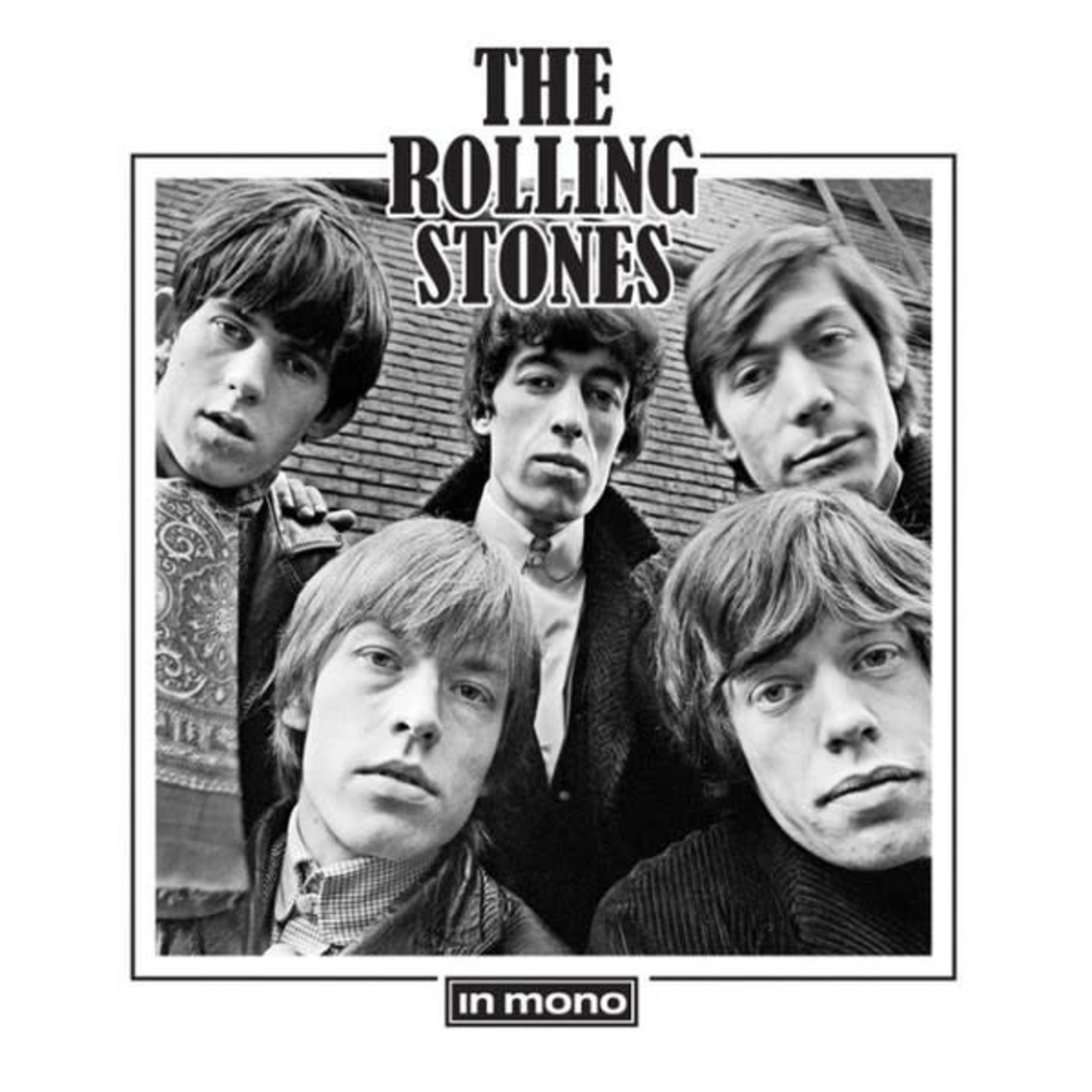 Vinyl The Rolling Stones - Mono Box (Sealed)