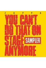 Vinyl Frank Zappa - You Can't Do That On Stage Anymore (2LP Yellow & Red) RSD2020  Final Sale