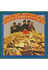 Vinyl Status Quo -Picturesque Matchstickable Messages (2LP-180g/orange vinyl) - Final Sale
