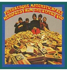 Vinyl Status Quo -Picturesque Matchstickable Messages (2LP-180g/orange vinyl) - Final Sale
