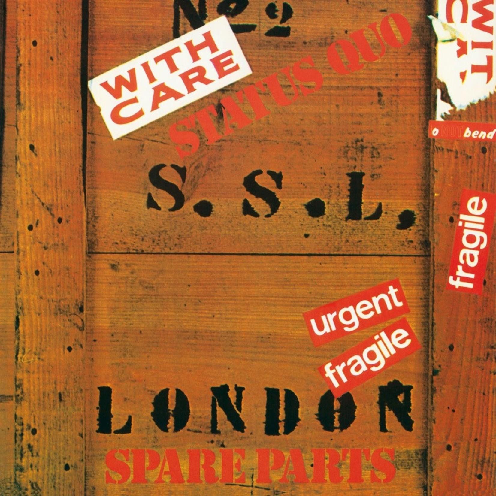 Vinyl Status Quo - Spare Parts (2LP Coloured Vinyl)